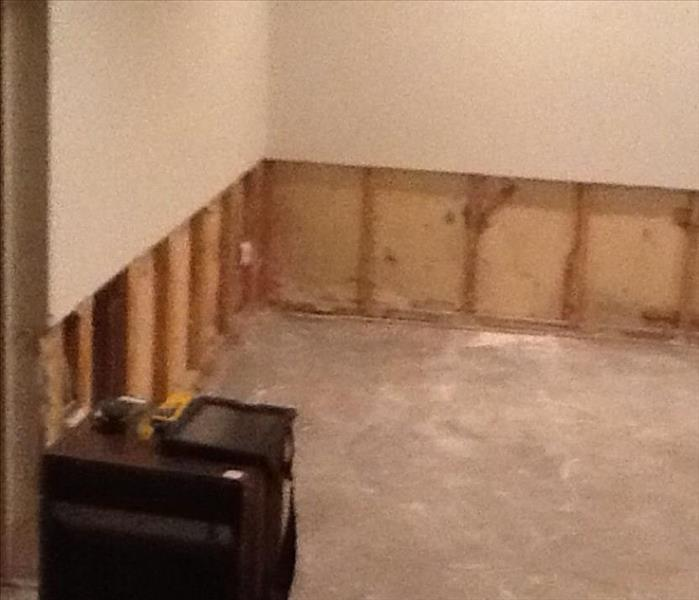 Mold In Apartment: SERVPRO Of North Richland Hills