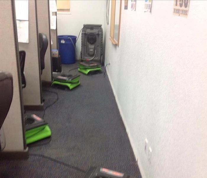 Water Damage in Fort Worth, Texas After