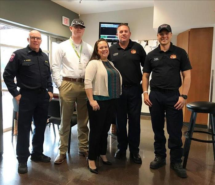 November 2017 Fire Station Drop Off