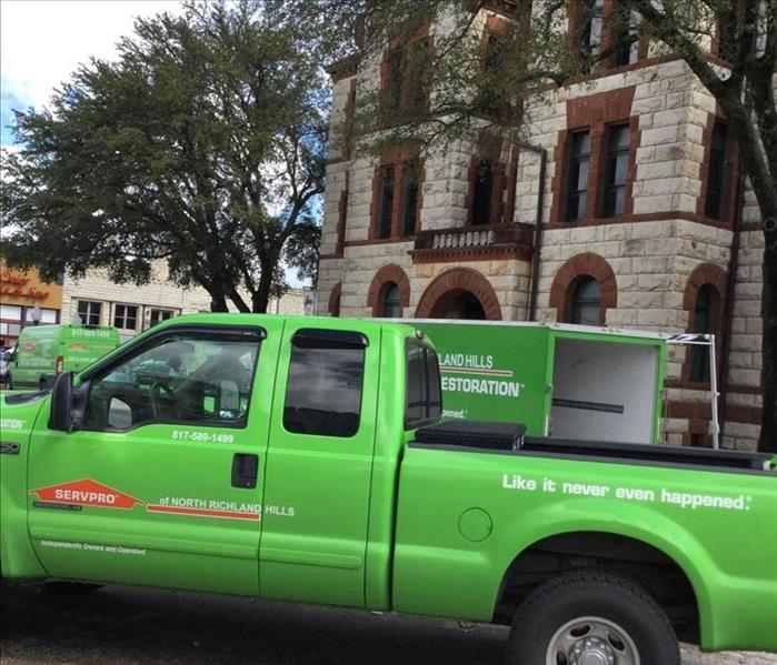 SERVPRO of North Richland Hills is Ready to Help After Any Disaster!