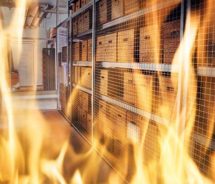 Commercial Hidden and Harmful: Electronic Fire Damage