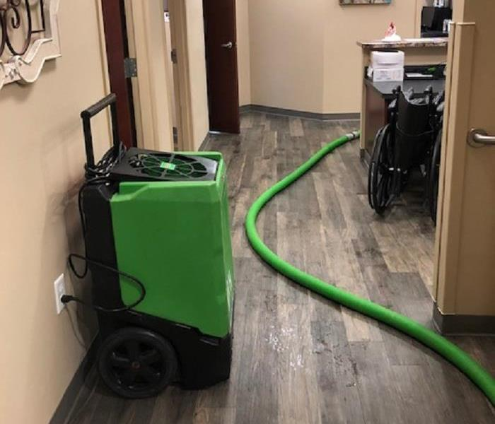 Commercial SERVPRO TO THE RESCUE!