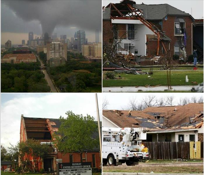 Storm Damage Facts about Tornadoes