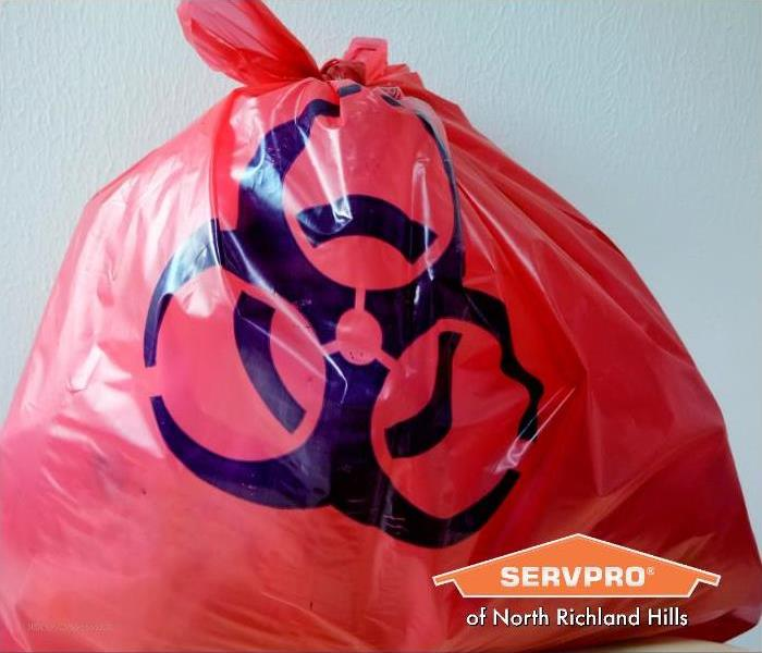 how to safely dispose of biohazard waster