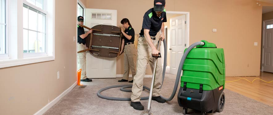 North Richland Hills, TX residential restoration cleaning